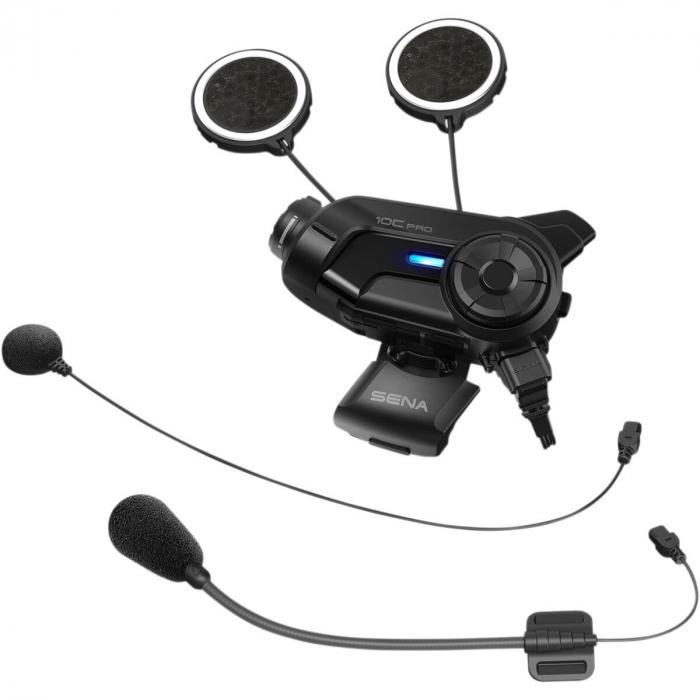 Camera Filmat Sena Cu Sistem Comunicatie 10C Pro [6]