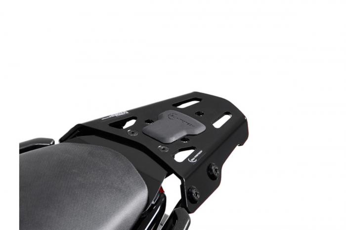 Capac acoperire pentru Alu-Rack 1 pc. negru [1]