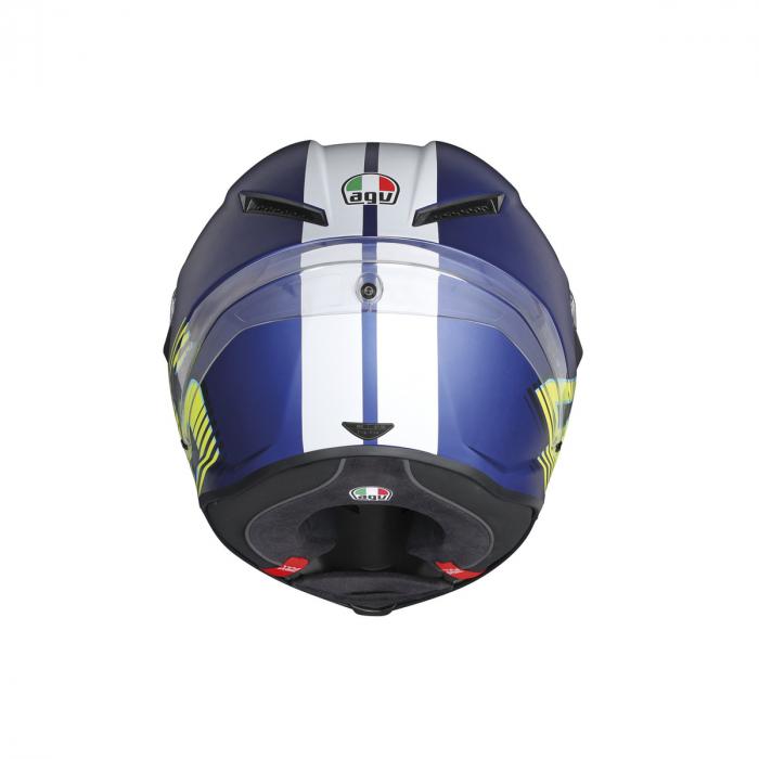 Casca AGV CORSA R E2205 TOP - V46 MATT BLUE 3