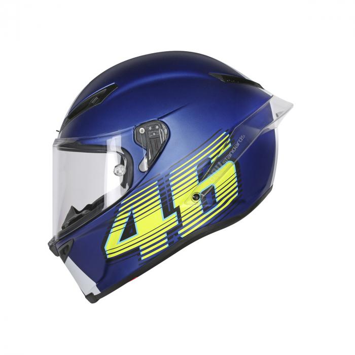 Casca AGV CORSA R E2205 TOP - V46 MATT BLUE 2