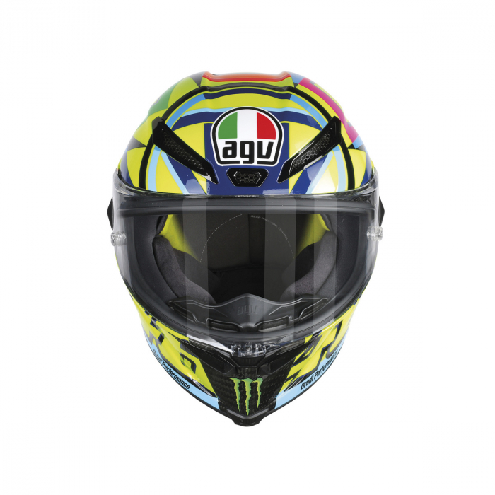 Casca AGV PISTA GP R E2205 TOP - SOLELUNA 2016 1