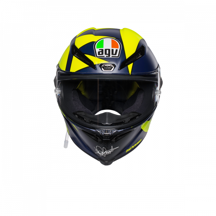 Casca AGV PISTA GP R E2205 TOP - SOLELUNA 2018 2