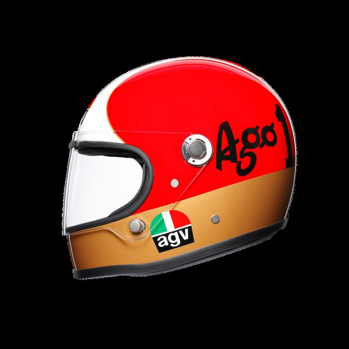 Casca AGV X3000 LIMITED EDITION E2205 - AGO #1 2