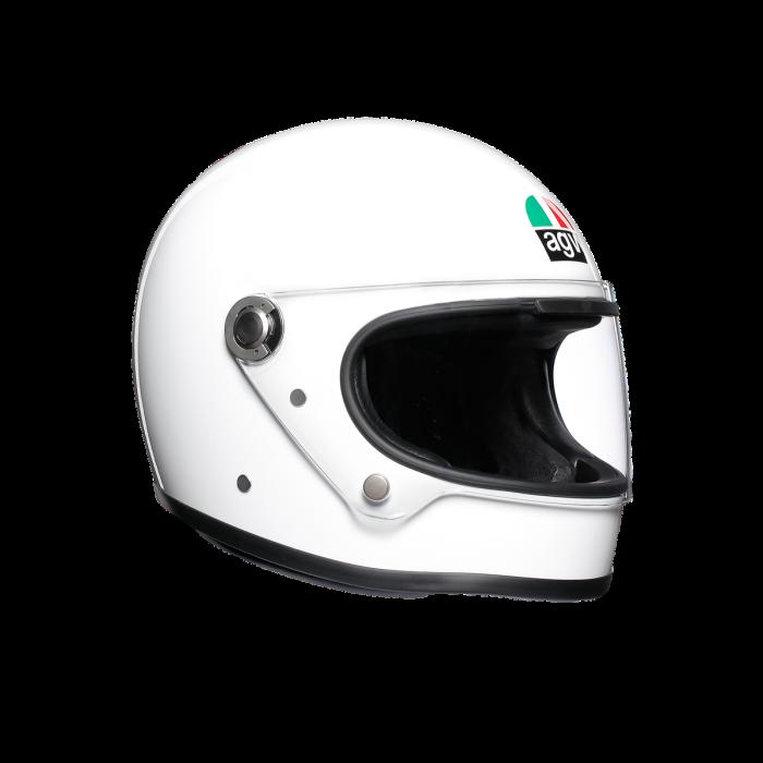 Casca AGV X3000 MONO E2205 - WHITE 0