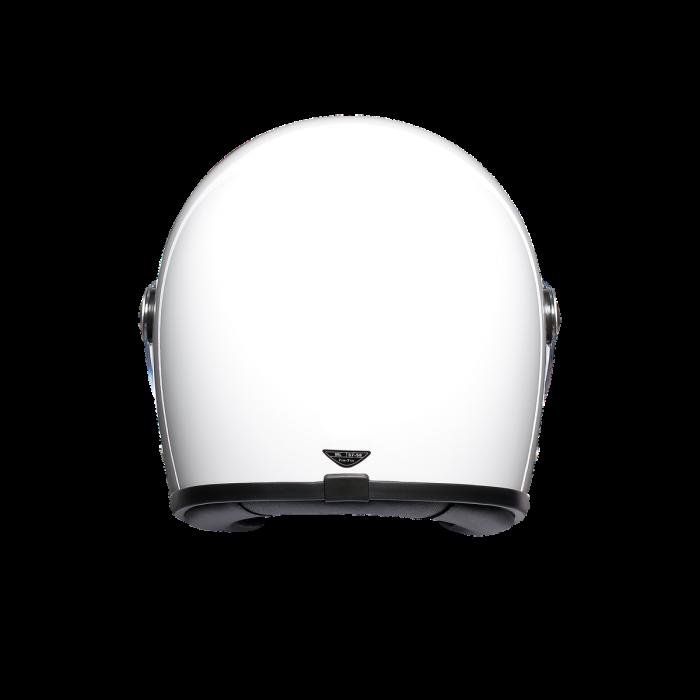Casca AGV X3000 MONO E2205 - WHITE 2