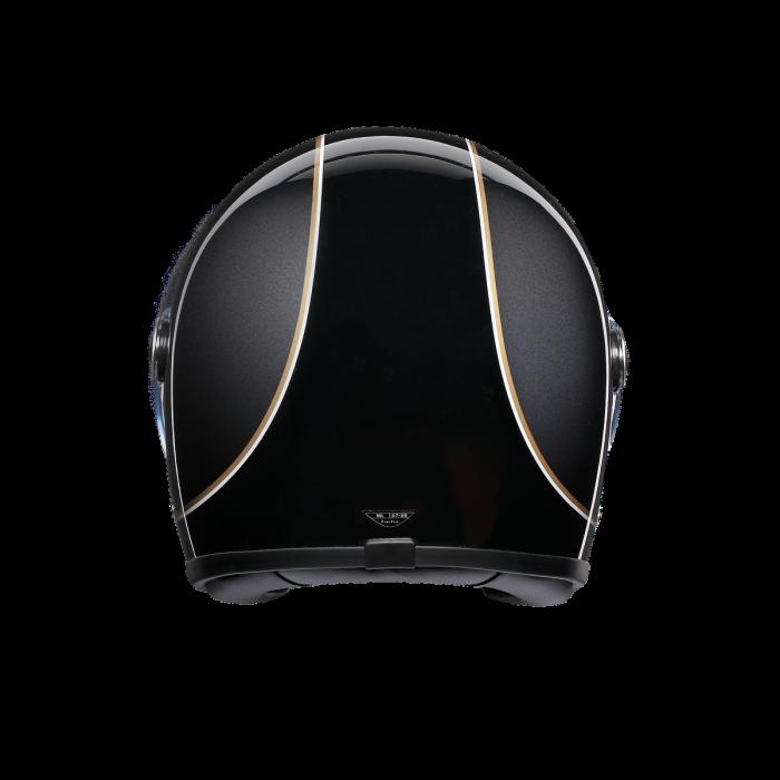 Casca AGV X3000 MULTI E2205 - SUPER AGV BLACK/GREY/YELLOW 2