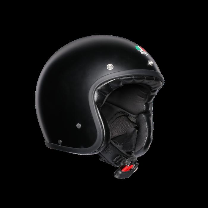 Casca AGV X70 MONO E2205 - MATT BLACK 0