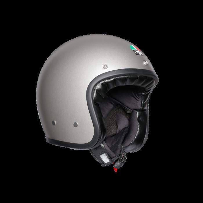 Casca AGV X70 MONO E2205 - MATT LIGHT GREY 0
