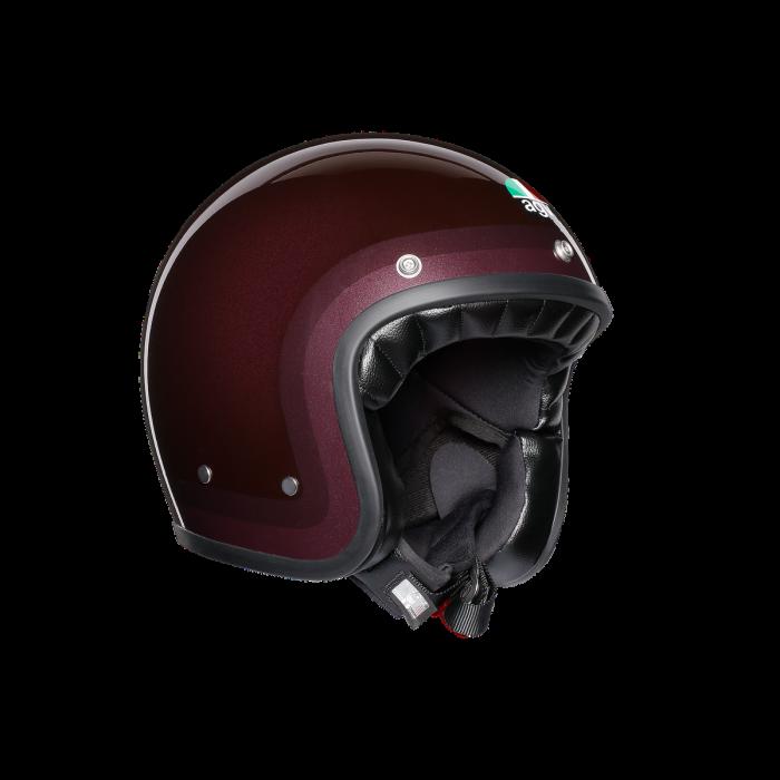 Casca AGV X70 MULTI E2205 - TROFEO PURPLE RED 0