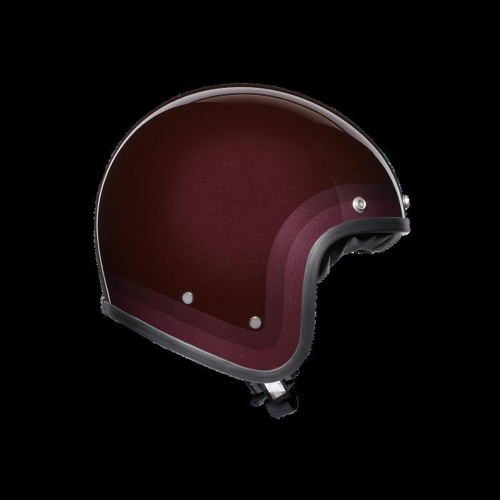 Casca AGV X70 MULTI E2205 - TROFEO PURPLE RED 3