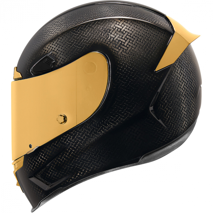 Casca Icon Airframe Pro Carbon Gold M [0]