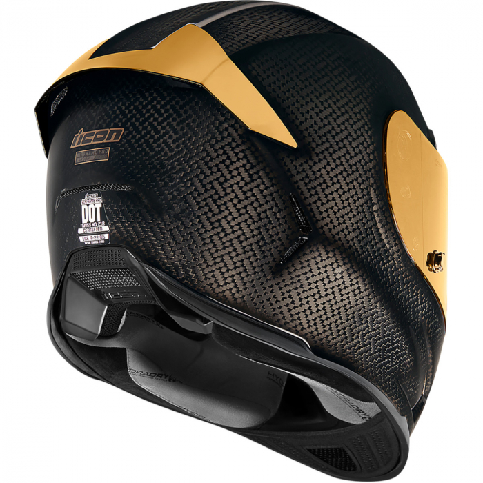 Casca Icon Airframe Pro Carbon Gold M [2]