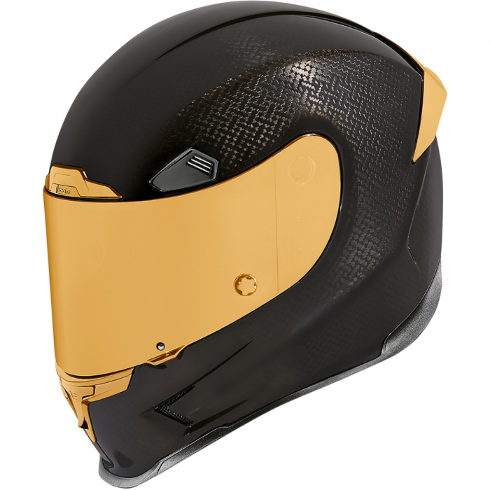 Casca Icon Airframe Pro Carbon Gold M [1]