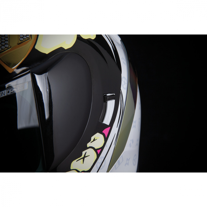 Casca Icon Airfrom Grillz Alb XS [4]