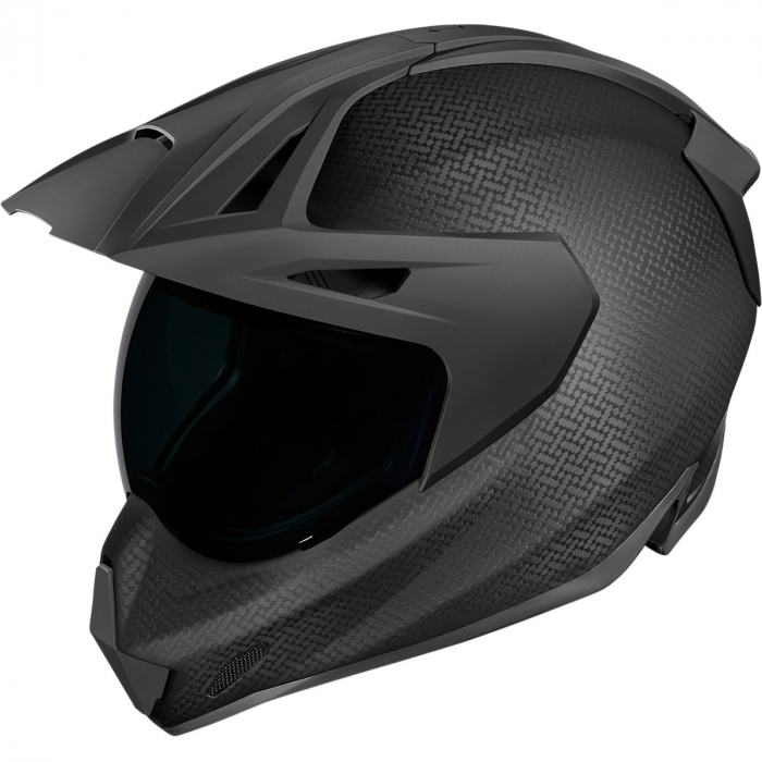 Casca Icon Variant Pro Ghost Carbon Negru XS [4]