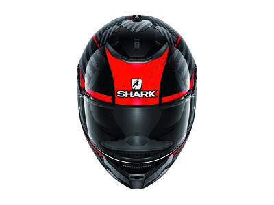 Casca Shark Spartan 1.2 Kobrak  [2]