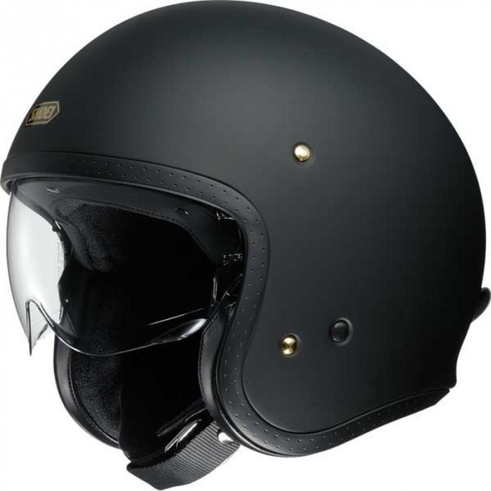 CASCA SHOEI J.O matt black 0