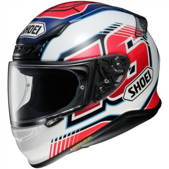 CASCA SHOEI NXR Cluzel TC-1 0