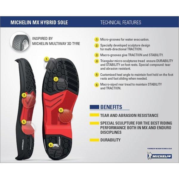 Cizme Cross-Enduro TCX Comp Evo 2 Michelin [4]