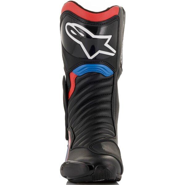 Cizme Sport/Touring Alpinestars Smx-6 V2 Honda Edition 41 Negru/Rosu/Albastru [1]