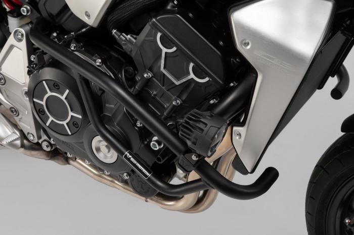 Crash bar negru Honda CB 1000 R (18-). [1]