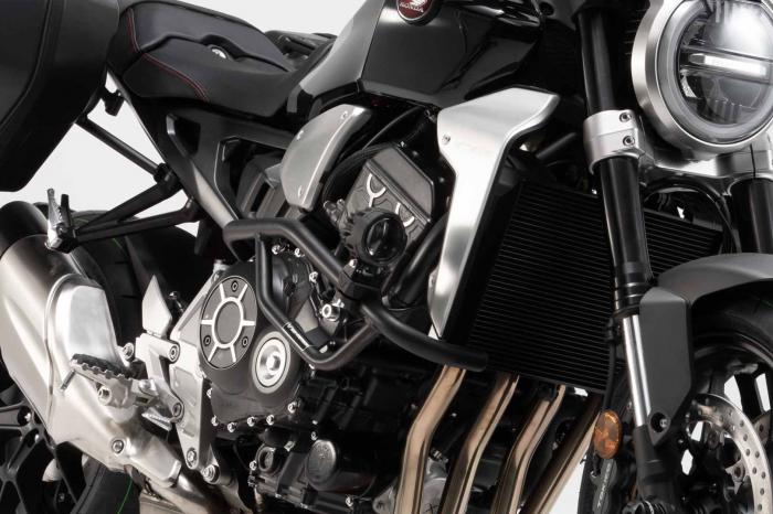 Crash bar negru Honda CB 1000 R (18-). [0]