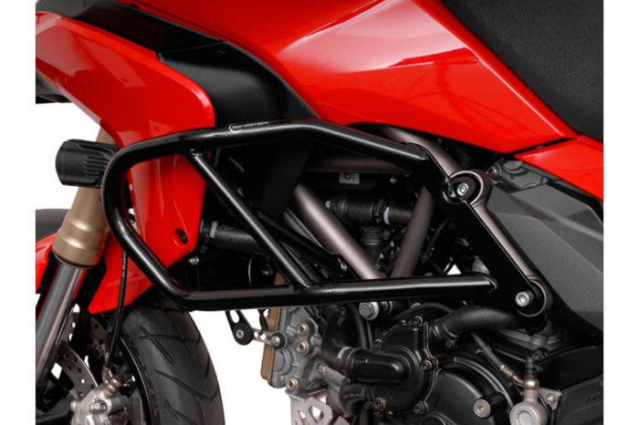 Crash Bar Negru. Ducati Multistrada 1200 2010-2012 [2]