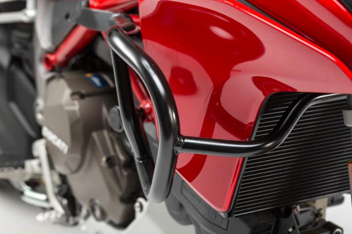 Crash Bar Negru. Ducati Multistrada 1200 2015- [2]
