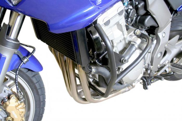 Crash Bar Negru. Honda CBF 1000 2006-2009 [1]