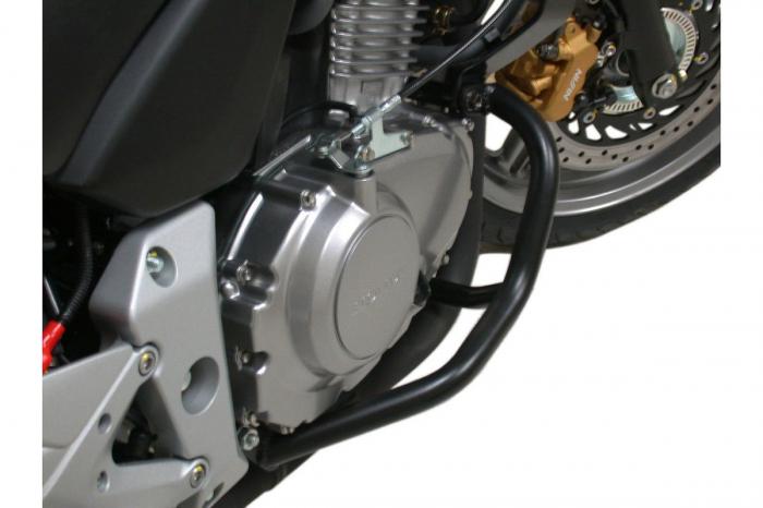 Crash Bar Negru. Honda CBF 500 2004-2006 [1]