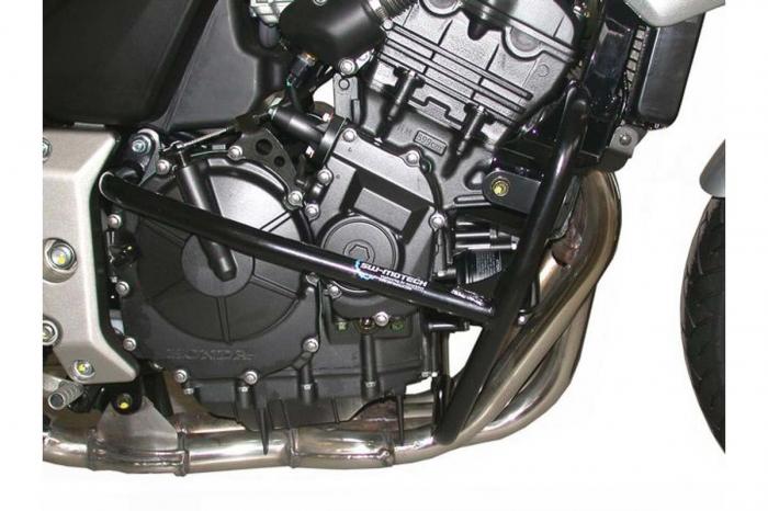 Crash Bar Negru. Honda CBF 600 N 2004-2007 [0]