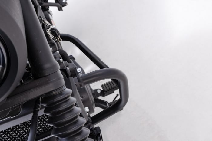 Crash Bar Negru Honda CMX 500 Rebel (16-). [7]
