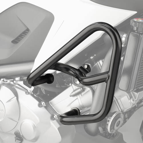 Crash Bar negru Honda NC700X [0]