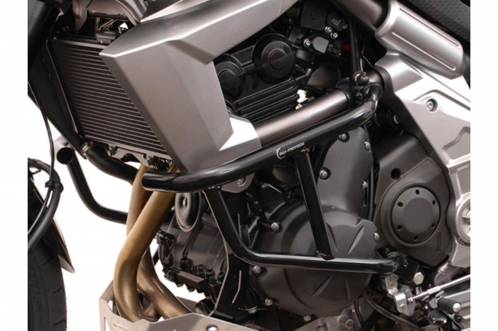Crash Bar Negru. Kawasaki Versys 650 2007-2014 [0]