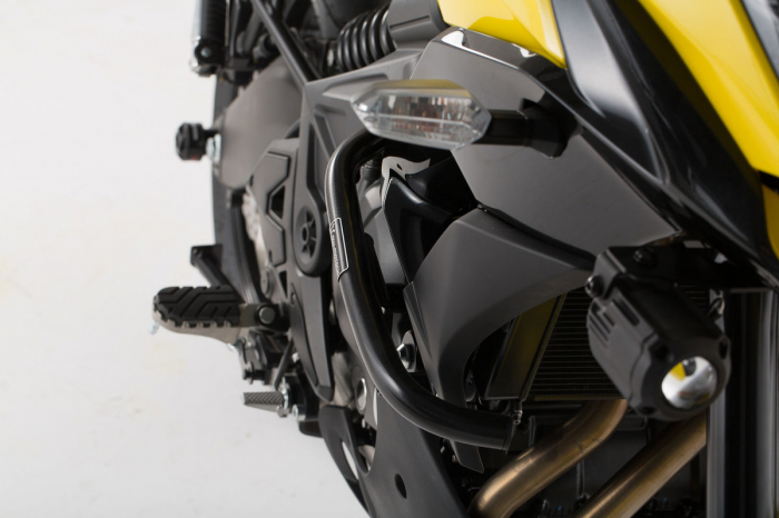 Crash Bar Negru. Kawasaki Versys 650 2015- [3]