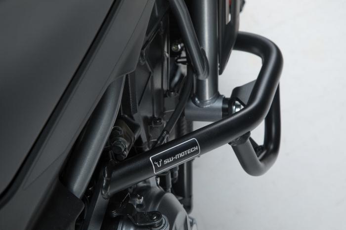 Crash Bar Negru. Kawasaki Z650 (16-). [3]