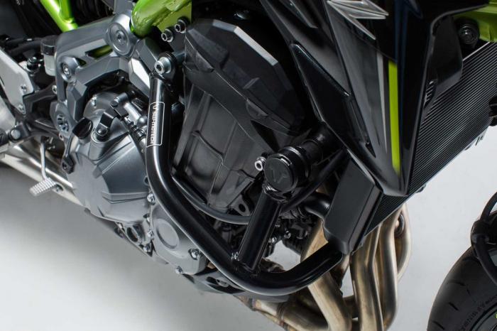 Crash bar negru Kawasaki Z900 (16-). [3]