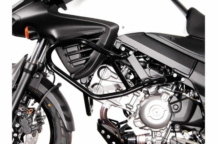 Crash Bar Negru. Suzuki DL 650 V-Strom / V-Strom 650 XT 2011 Ean: 4052572011645 1
