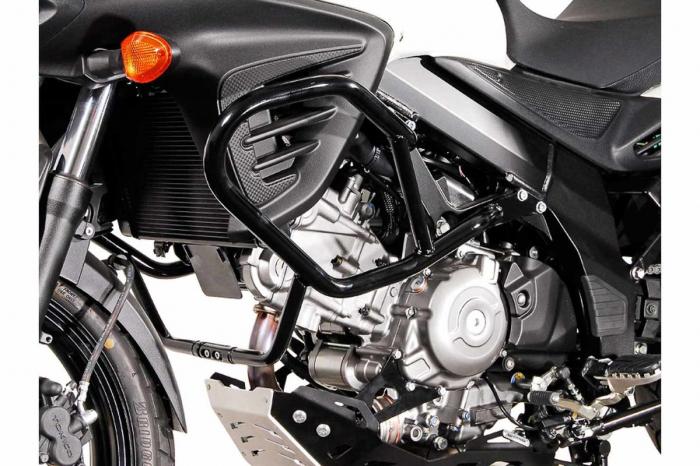 Crash Bar Negru. Suzuki DL 650 V-Strom / V-Strom 650 XT 2011 Ean: 4052572011645 0