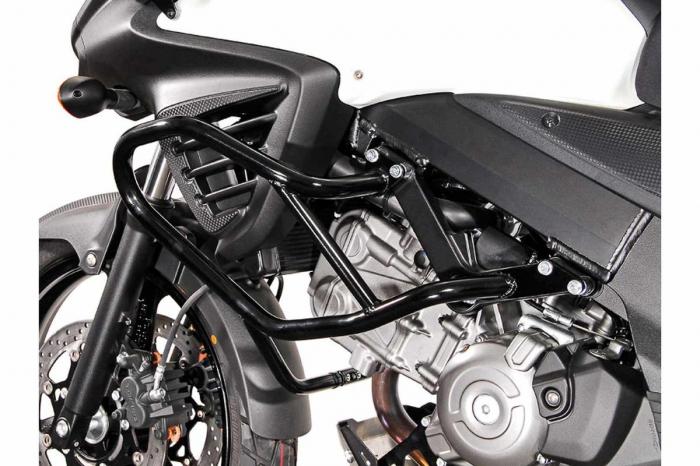 Crash Bar Negru. Suzuki DL 650 V-Strom / V-Strom 650 XT 2011 Ean: 4052572011645 2