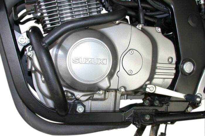 Crash Bar Negru. Suzuki GS 500 E 2001-2002 [2]