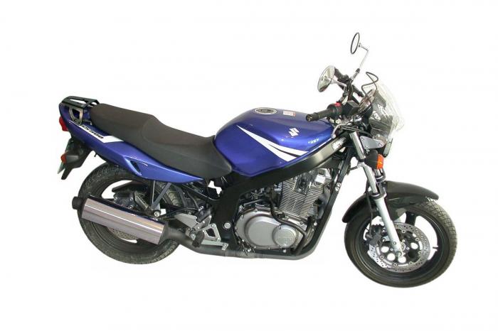 Crash Bar Negru. Suzuki GS 500 E 2001-2002 [3]