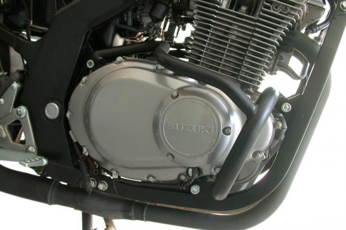 Crash Bar Negru. Suzuki GS 500 E 2001-2002 [1]