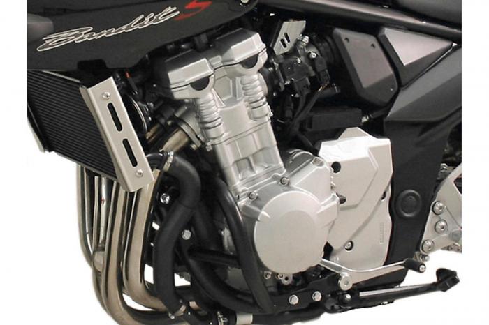 Crash Bar Negru. Suzuki GSF 650 Bandit 2007-2008 [2]