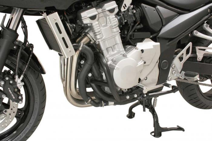 Crash Bar Negru. Suzuki GSF 650 Bandit 2007-2008 [0]