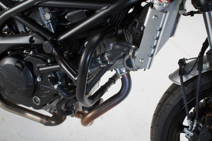 Crash Bar Negru. Suzuki SV 650 ABS (15-) [1]