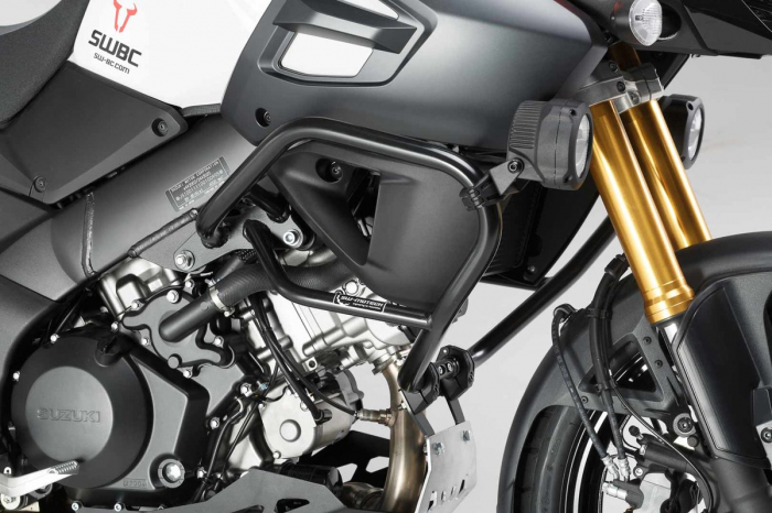 Crash Bar Negru. Suzuki V-Strom 1000 2014- [1]