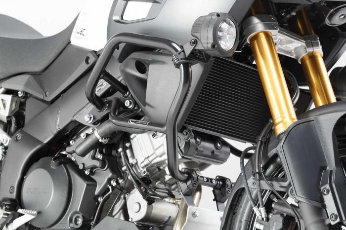 Crash Bar Negru. Suzuki V-Strom 1000 2014- [0]