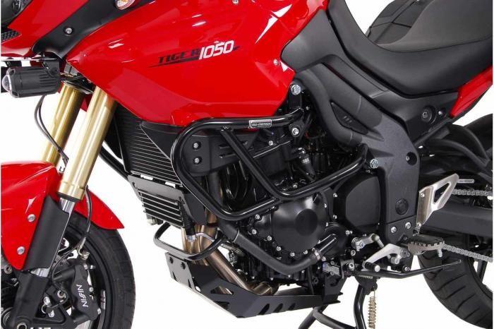 Crash Bar Negru. Triumph Tiger 1050 2006-2012 [0]