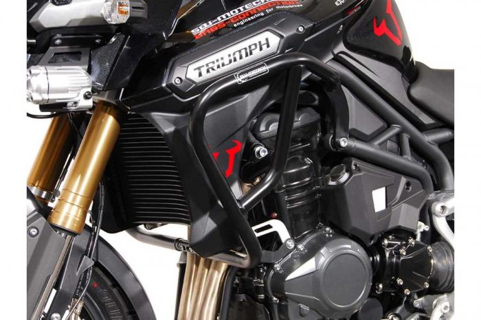 Crash Bar Negru. Triumph Tiger Explorer 2011- [0]